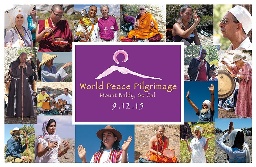 World Peace Pilgrimage 2015