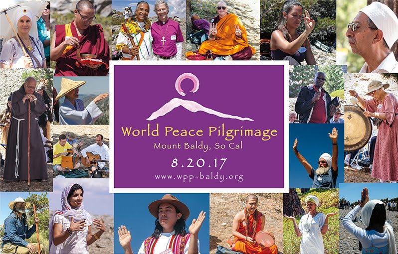 World Peace Pilgrimage 2017